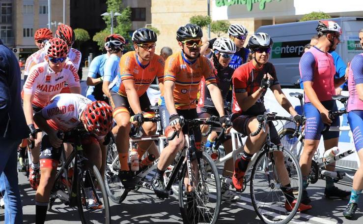 Entrega de Premios Nacional Ciclismo Adaptado en Salamanca