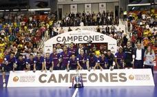 El Barça remonta para conquistar otra Copa del Rey