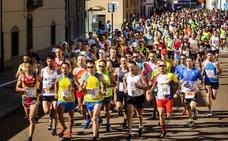 Alberto Marcos e Irati Ormazabal conquistan la XIV Media Maratón de Ciudad Rodrigo