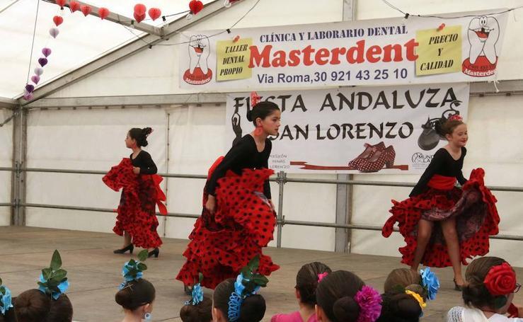San Lorenzo festeja la Feria de Abril
