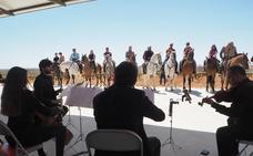 Música clásica para equinos