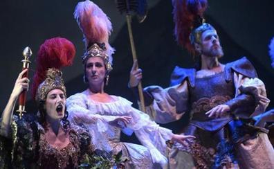 El Teatro Calderón recupera el esplendor de la ópera barroca con 'La Partenope'