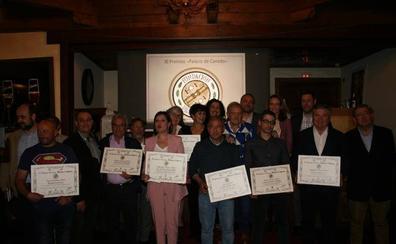 Una casona en Anllares y un lagar en Rodanillo, premios Palacio de Canedo en El Bierzo