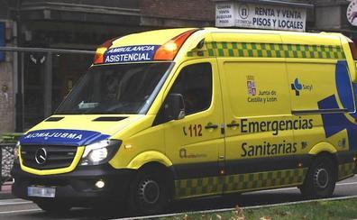 Intoxicados por inhalación de gas dos adultos y una niña de dos años en una vivienda de una dehesa de Muñogalindo