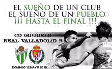 El CD Guijuelo fija como 'Día del aficionado' el duelo ante el Valladolid B