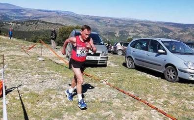 David López Castán y José Antonio Arias triunfan en el nacional de trail corto