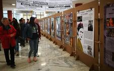 Un muro contra las barreras a las mujeres en Valladolid