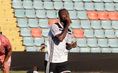 Owusu tiene el permiso del Salamanca CF para recuperarse en Leganés según el agente del jugador