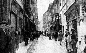 Valladolid 1929: estas son las tiendas que podías visitar hace 90 años en la calle Teresa Gil