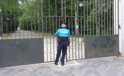 Desactivan en Valladolid la alerta por viento, que obligó a cerrar el Campo Grande al público