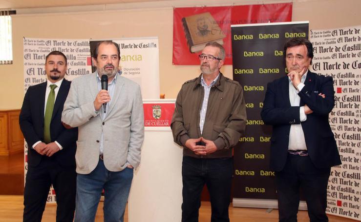 La exposición Un año en Imágenes, organizada por El Norte de Castilla, visita Cuéllar