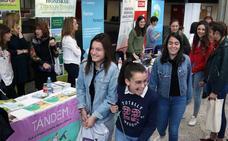Las empresas cubren el 35% de los empleos que ofertan en la Feria Tándem