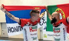 Brakocevic, Filipe Martins y Alonso Moreno no seguirán en el BM Nava