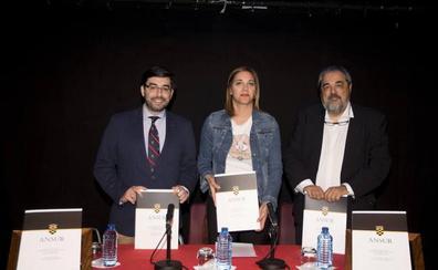 La Diputación de Valladolid presenta el libro 'Ansur'