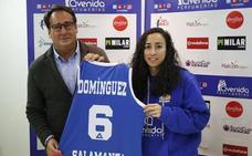 Silvia Domínguez 'se queda' dos años más en el CB Avenida