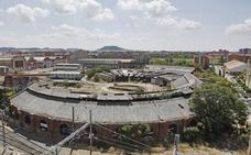 Dos avenidas paralelas a Farnesio articularán el futuro barrio de los talleres de Renfe en Valladolid