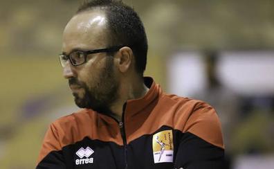 Diego Vieira: «Hay predisposición de las dos partes para seguir en el BM Salamanca»