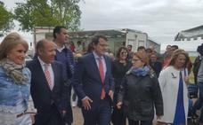 Barrios será el candidato del PP a la Diputación de Zamora tras quedar fuera del Senado
