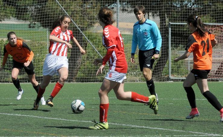 Deporte Base del 4 y 5 de Mayo. Valladolid (2/2)