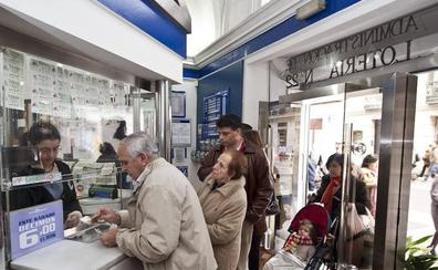El sorteo de la Lotería Nacional deja parte del primer premio en Valladolid