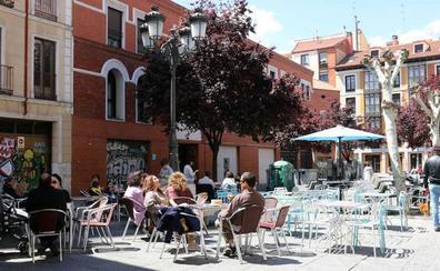 Una masa de aire africano dejará temperaturas cercanas a los 30 grados en Valladolid