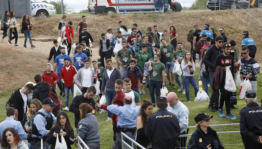 Fiesta de la ITA en Palencia (1/3)