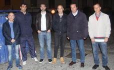 La tradicional pegada de Carteles inicia la campaña de las Elecciones Locales en Arévalo
