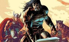 El héroe más bárbaro vuelve a la batalla editorial