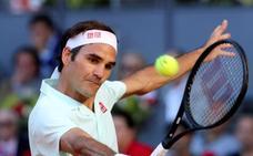 Thiem deja a Madrid sin Federer
