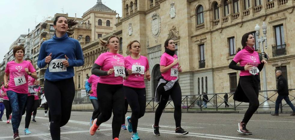 La Carrera y Marcha de las Mujeres camina hacia un nuevo éxito de participación