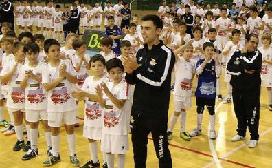 La Segoviana asumirá el próximo curso la cantera del Segovia Futsal