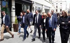 Rajoy, en Zamora: «El PP siempre ha estado en el mismo sitio y es la mayor fuerza política de España»