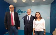 Javier Iglesias confía en que Salamanca sea un «dique de contención» ante las ideas de Sánchez