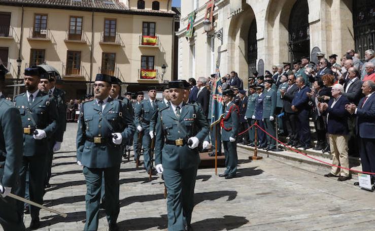 La Guardia Civil conmemora sus 175 años