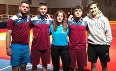 Cinco judokas del Doryoku, al Nacional Universitario en Valencia