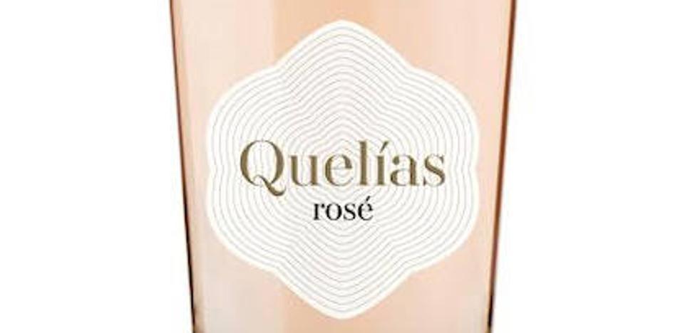 El mejor rosado del mundo es Quelías Rosé 2018, de Bodegas Sinforiano de la DO Cigales