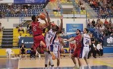 Melilla 76 - 70 Carramimbre