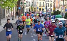 Carrera Popular de la Antigua en Valladolid