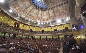 Los senadores y diputados de Castilla y León también cobran paro