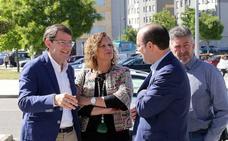 Mañueco advierte de que no van a olvidar la «traición» con El Bierzo por el cierre de minas