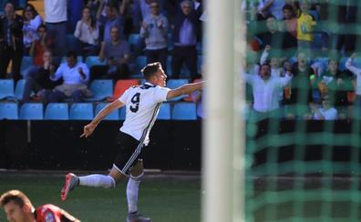 Triunfo vital para un Salamanca CF que deja al Inter el play-out a falta de una jornada (2-1)