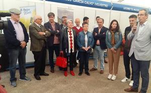 Las ferias del Olivar y de Maquinaria de Vilvestre se consolidan con éxito de público