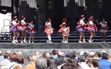Valladolid presume de «integración» en su festival de danzas del mundo