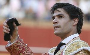 Pablo Aguado sustituye a Roca Rey este tarde en Valladolid