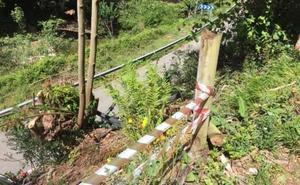 Muere un ciclista vallisoletano al caerse en la Senda del Oso en Asturias