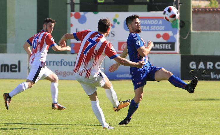 Gimnástica Segoviana - Atlético Bembibre