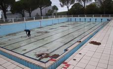 Empieza la reforma de las piscinas de Cuéllar para que puedan abrir el 22 de junio