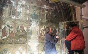 La capilla de los tesoros ocultos