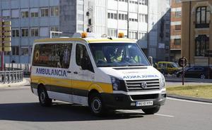 Atropellada una mujer de 71 años en el barrio Santiago de Palencia