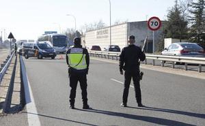 Le ofrecen 100 euros por viajar a Palencia a recoger un paquete con un DNI falso